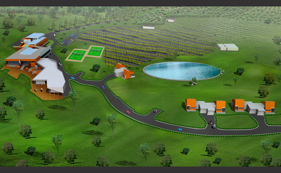 Industrial Model Rendering